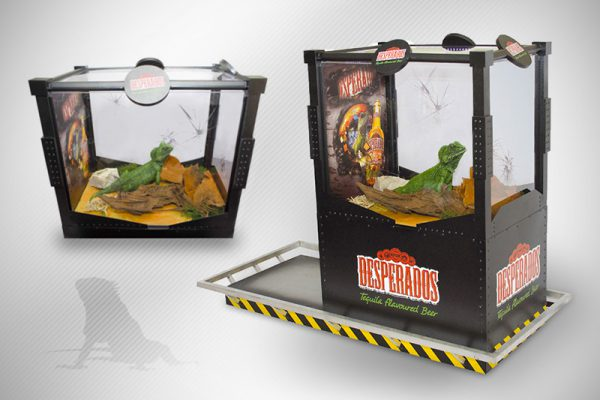 Desperados – POP Display