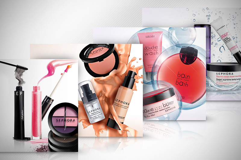 Sephora – Packaging Design