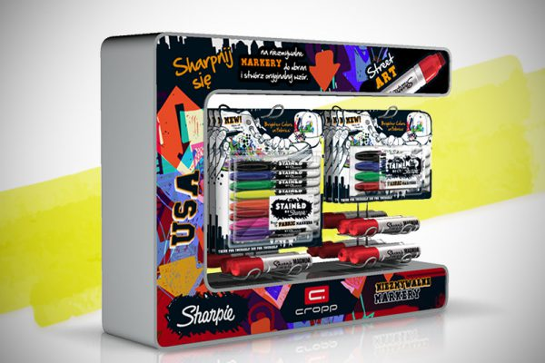 Sharpie – POP Display
