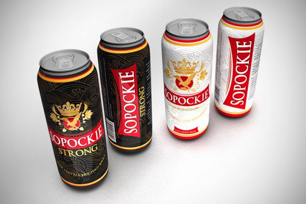 Sopockie Premium – Packaging Design